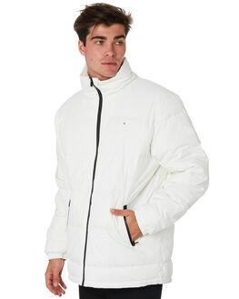 WINTER WHITE MENS CLOTHING HUFFER JACKETS - MDJA91S1602WNWHT