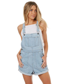SILVER STONE WOMENS CLOTHING WRANGLER PLAYSUITS + OVERALLS - W950960EB5