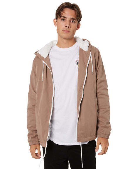 MUSHROOM MENS CLOTHING SWELL JACKETS - S5204382MUSH