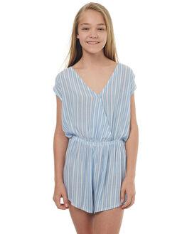 COASTAL BLUE KIDS GIRLS BILLABONG PLAYSUITS + OVERALLS - 5572502C41