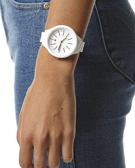 WHITE WOMENS ACCESSORIES RIP CURL WATCHES - A2822G1000