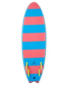 BLUE BOARDSPORTS SURF CATCH SURF SOFTBOARDS - ODY60-QBLU