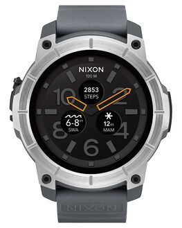 CONCRETE MENS ACCESSORIES NIXON WATCHES - A1167-2101-00CONCR