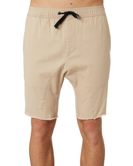 TAN MENS CLOTHING ZANEROBE SHORTS - 638-MTGTAN