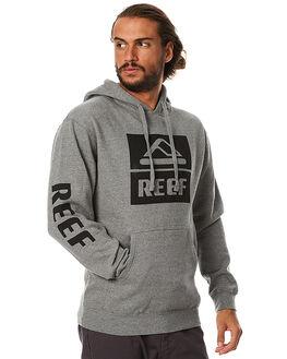 GREY METAL MENS CLOTHING REEF JUMPERS - FLW601GRE