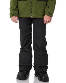 JET BLACK BOARDSPORTS SNOW RIP CURL KIDS - SKPAJ44284