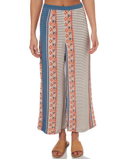 MULTI WOMENS CLOTHING TIGERLILY PANTS - T372372MULTI