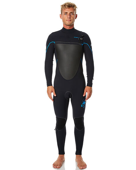 BLACK BLUE SURF WETSUITS O'NEILL STEAMERS - 4567OACX3