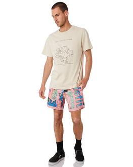 PINK MENS CLOTHING MISFIT SHORTS - MT091613PINK