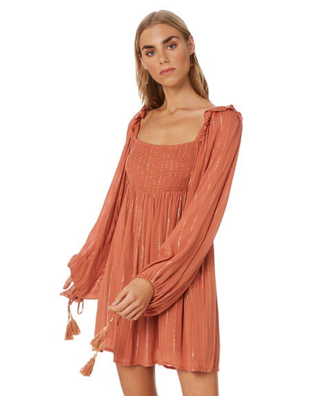 CLAY WOMENS CLOTHING MINKPINK DRESSES - MS2002454CLAY