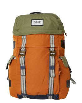 ADOBE RIPSTOP MENS ACCESSORIES BURTON BAGS + BACKPACKS - 163391800