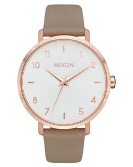 ROSE GOLD GRAY WOMENS ACCESSORIES NIXON WATCHES - A10912239