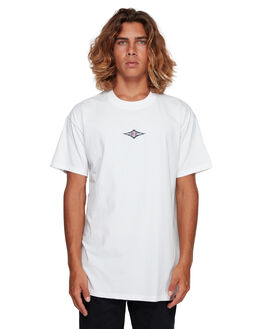 WHITE MENS CLOTHING BILLABONG TEES - BB-9591010-WHT
