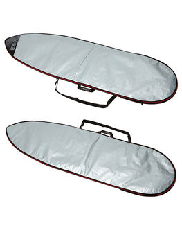 SILVER BOARDSPORTS SURF OCEAN AND EARTH BOARDCOVERS - SCFB441SIL