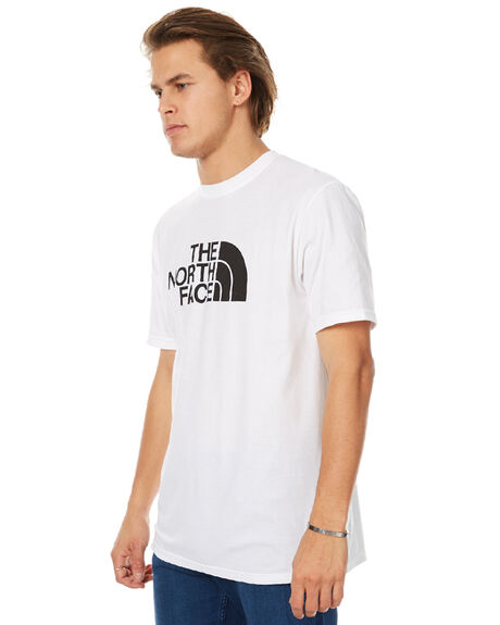 WHITE MENS CLOTHING THE NORTH FACE TEES - NF00CH2TLA9