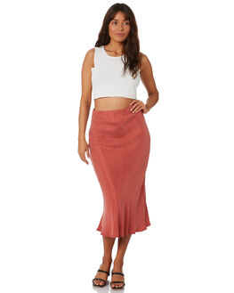AUBURN WOMENS CLOTHING NUDE LUCY SKIRTS - NU23846AUB