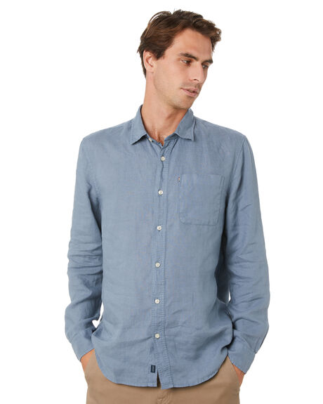 SURF MENS CLOTHING ACADEMY BRAND SHIRTS - 22S801SURF