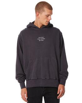VINTAGE BLACK MENS CLOTHING THRILLS JUMPERS - TW8-209VBVBLK