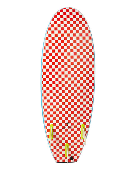 COOL BLUE SURF SURFBOARDS CATCH SURF FUNBOARD - 16ODY50-T-CBBLU