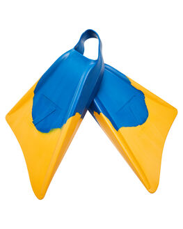 BLUE YELLOW BOARDSPORTS SURF NMD BODYBOARDS ACCESSORIES - N19F1BLUYE