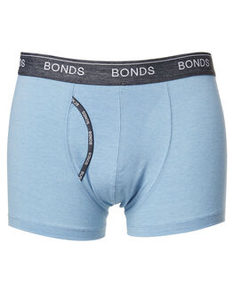 CHAMBRAY SHIRT MENS ACCESSORIES BONDS SOCKS + UNDERWEAR - MY7PAHHL