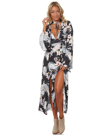 MULTI WOMENS CLOTHING SOMEDAYS LOVIN DRESSES - SL1609455MUL
