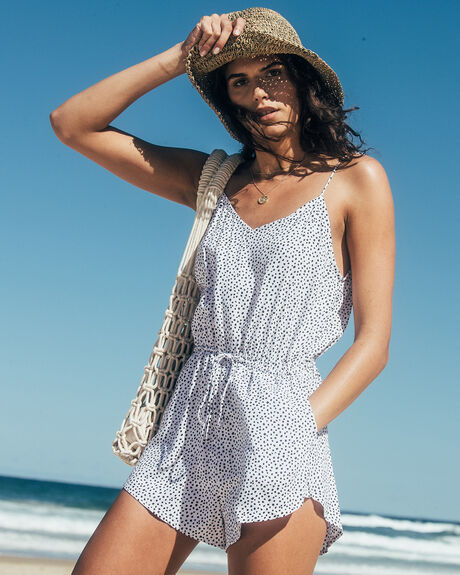 SPOT WOMENS CLOTHING RUE STIIC PLAYSUITS + OVERALLS - EXC-SST-05-4-DF-VRST