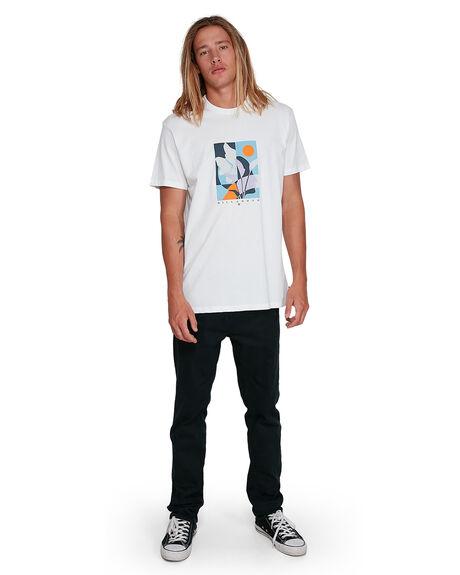 WHITE MENS CLOTHING BILLABONG TEES - BB-9503025-WHT