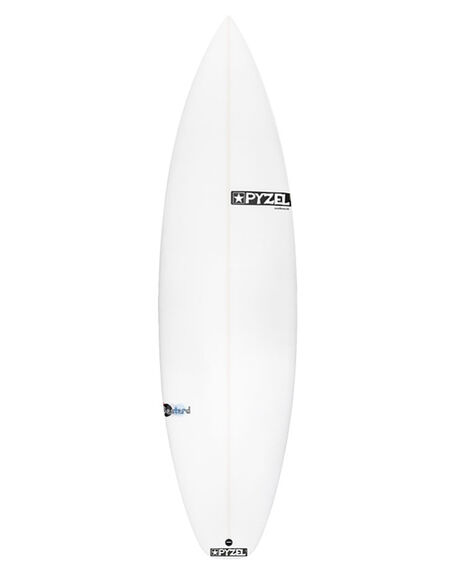 CLEAR SURF SURFBOARDS PYZEL PERFORMANCE - PYBASTARDCLR