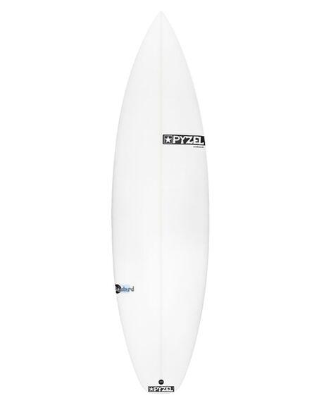 CLEAR BOARDSPORTS SURF PYZEL SURFBOARDS - PYBASTARDCLR