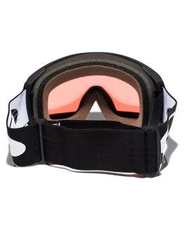 MATTE BLACK ROSE BOARDSPORTS SNOW OAKLEY GOGGLES - OO7070-05BLKR