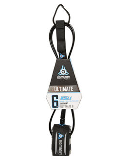 BLACK SURF HARDWARE KOMUNITY PROJECT LEASHES - 12VKPL11060601BLACK