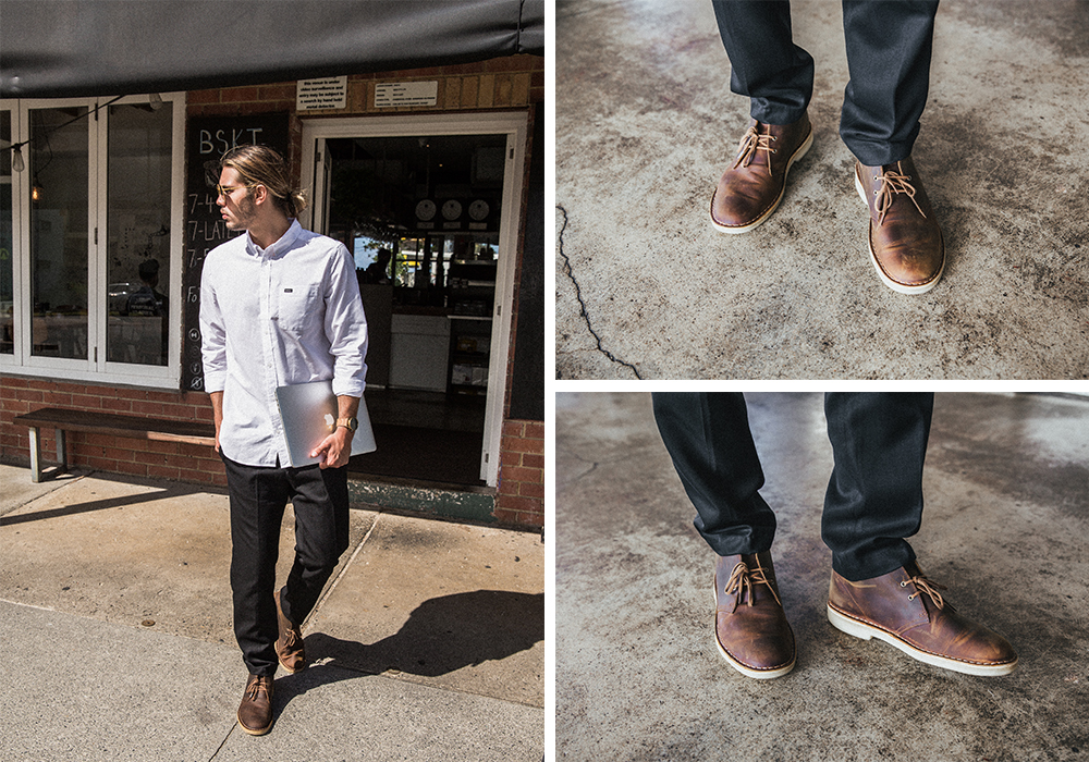 Here's 4 Footwear Styles That all Men Should Own
