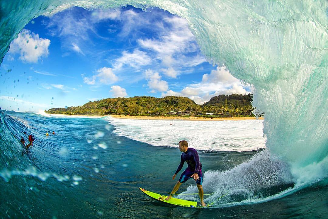 Here's 5 Reasons To Love Hawaii, with Jamie O'Brien
