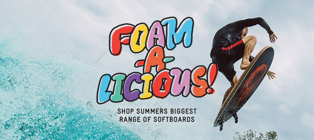 Watch Now: Foam-A-Licious!