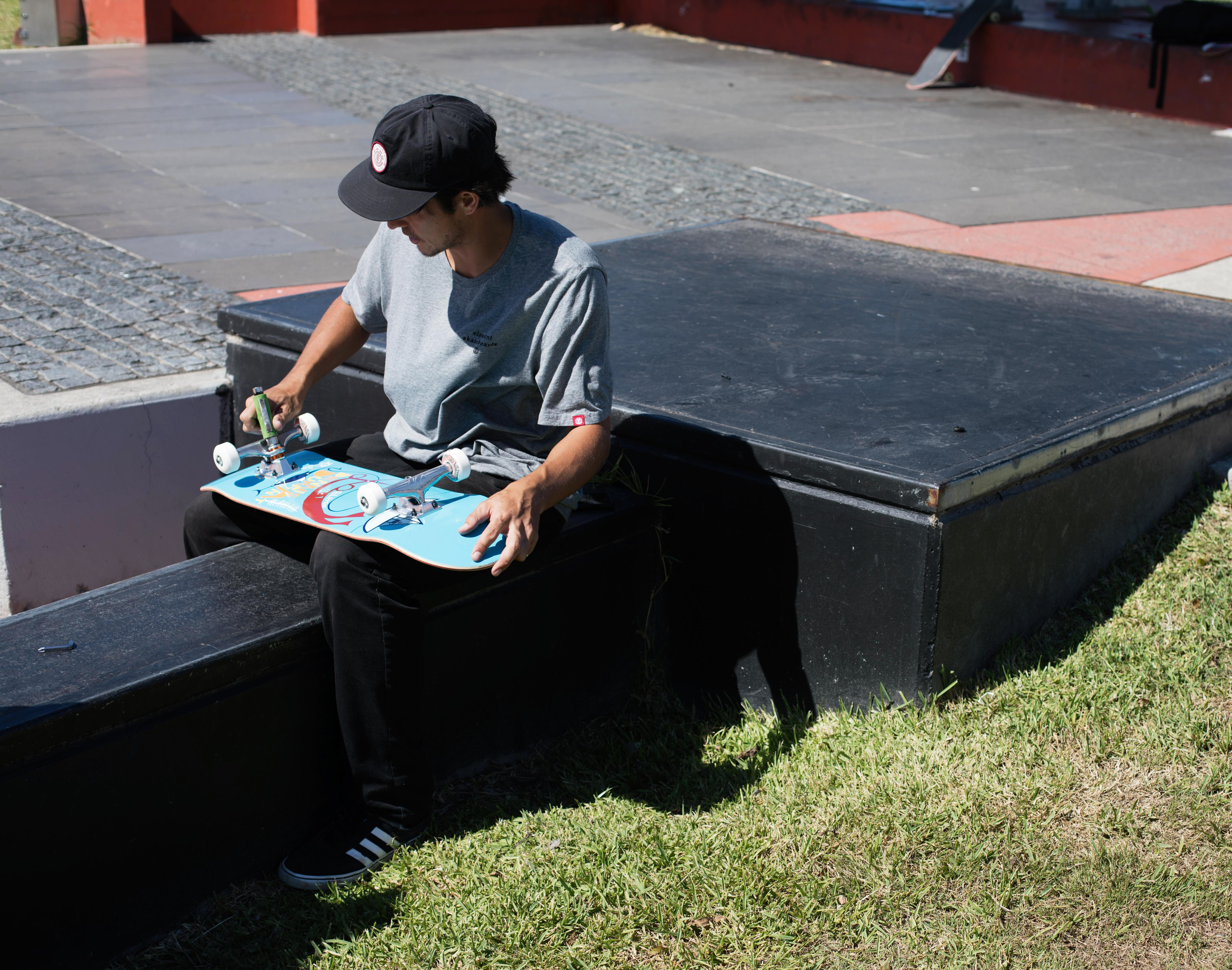 HOW TO SET UP A SKATEBOARD WITH DENNIS DURRANT