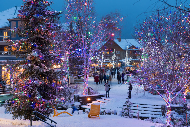 A Whistler Canadian Checklist For Winter