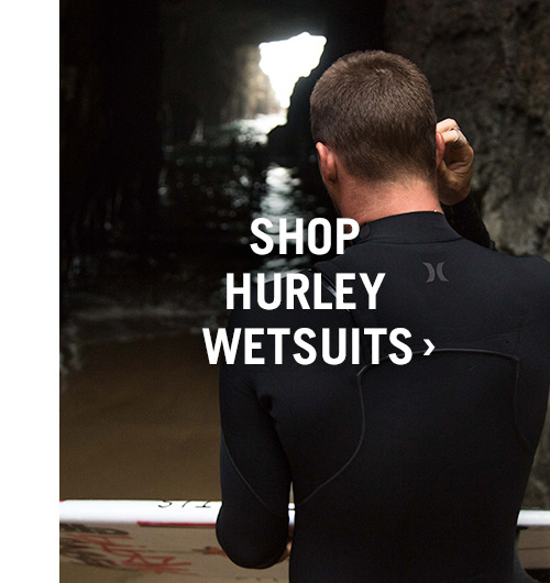 Shop HURLEY wetsuits