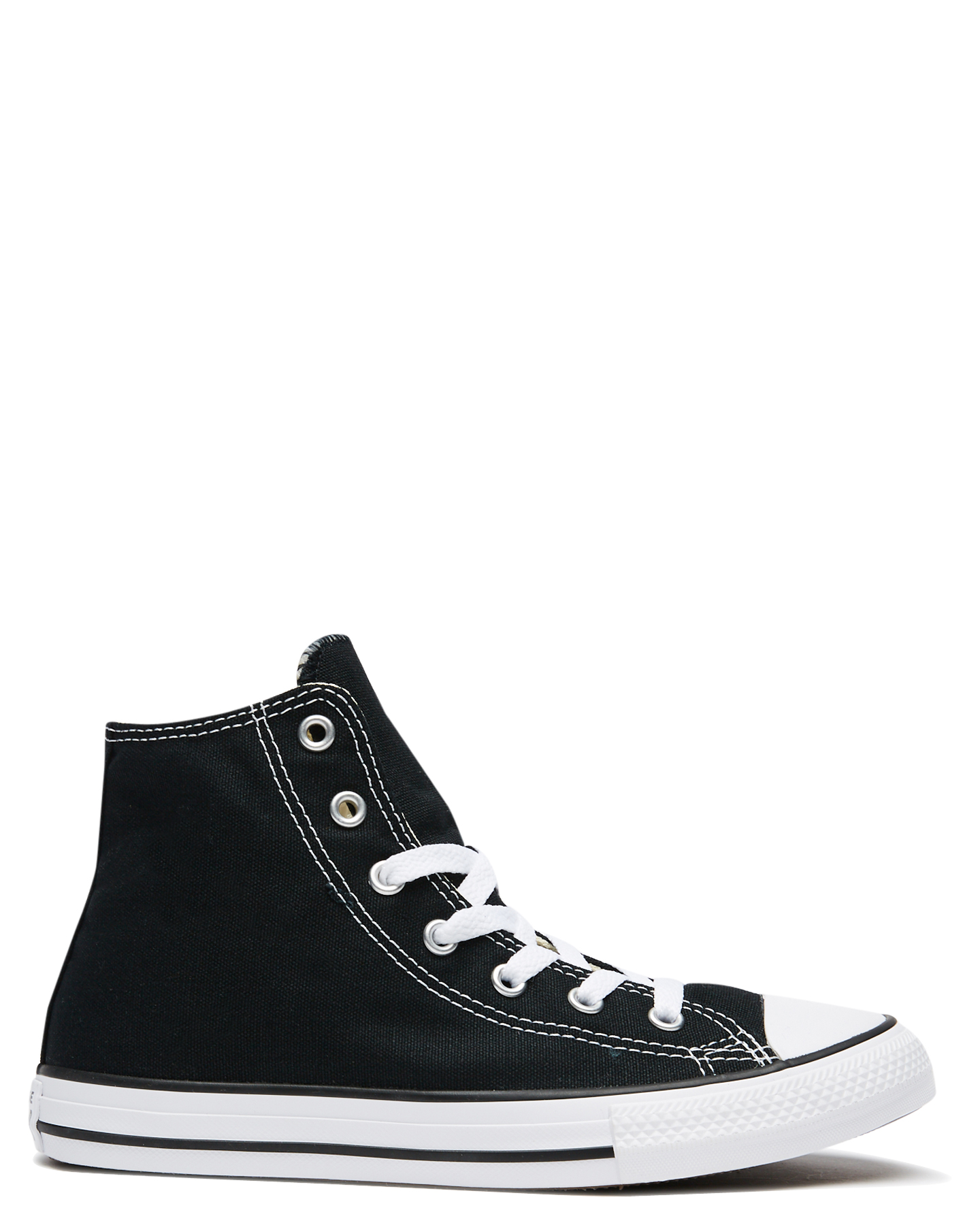 Converse Shoes Chuck Taylor All Star Infant Black Canvas Boys Sneakers Hi Top