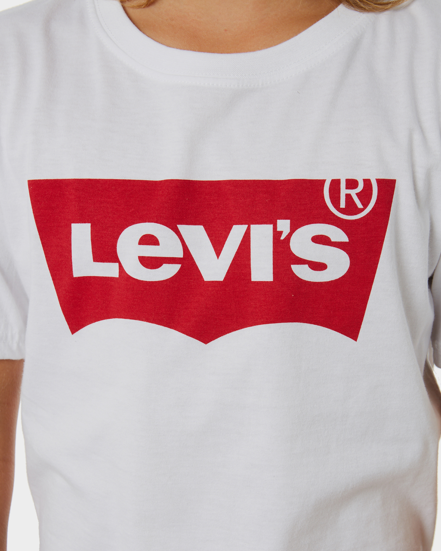 b973a8ce202 Levi's Boys Graphic Tee - Teens - White | SurfStitch