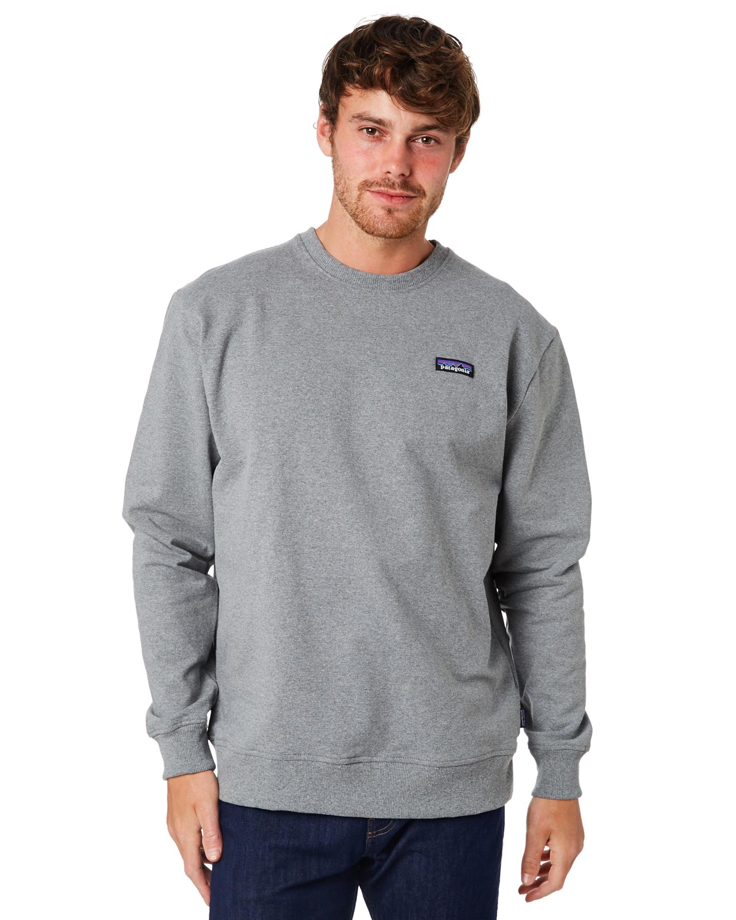 Mens P 6 Label Uprisal Crew Sweatshirt