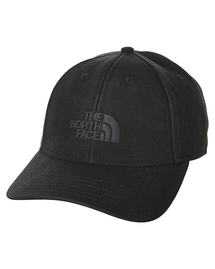 The North Face 66 Classic Snapback Cap - Black  8733773f0e9