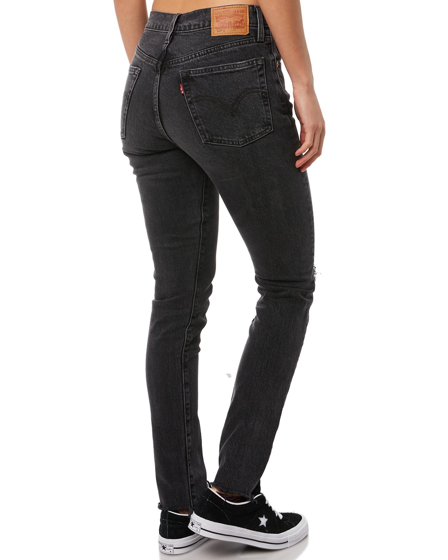 Womens 501 Levis Jeans