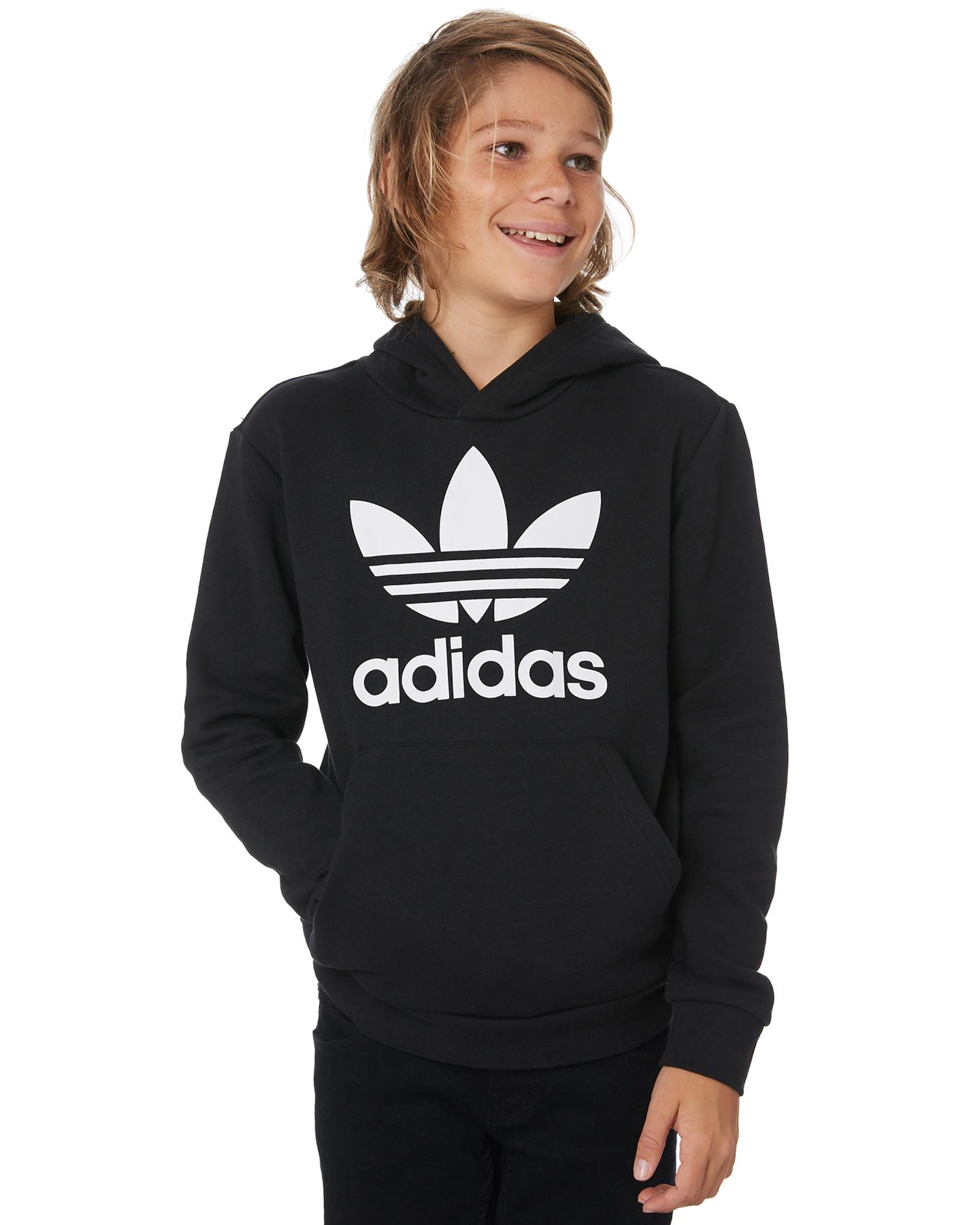 new lower prices popular brand buy online Boys Trefoil Hoodie - Teen