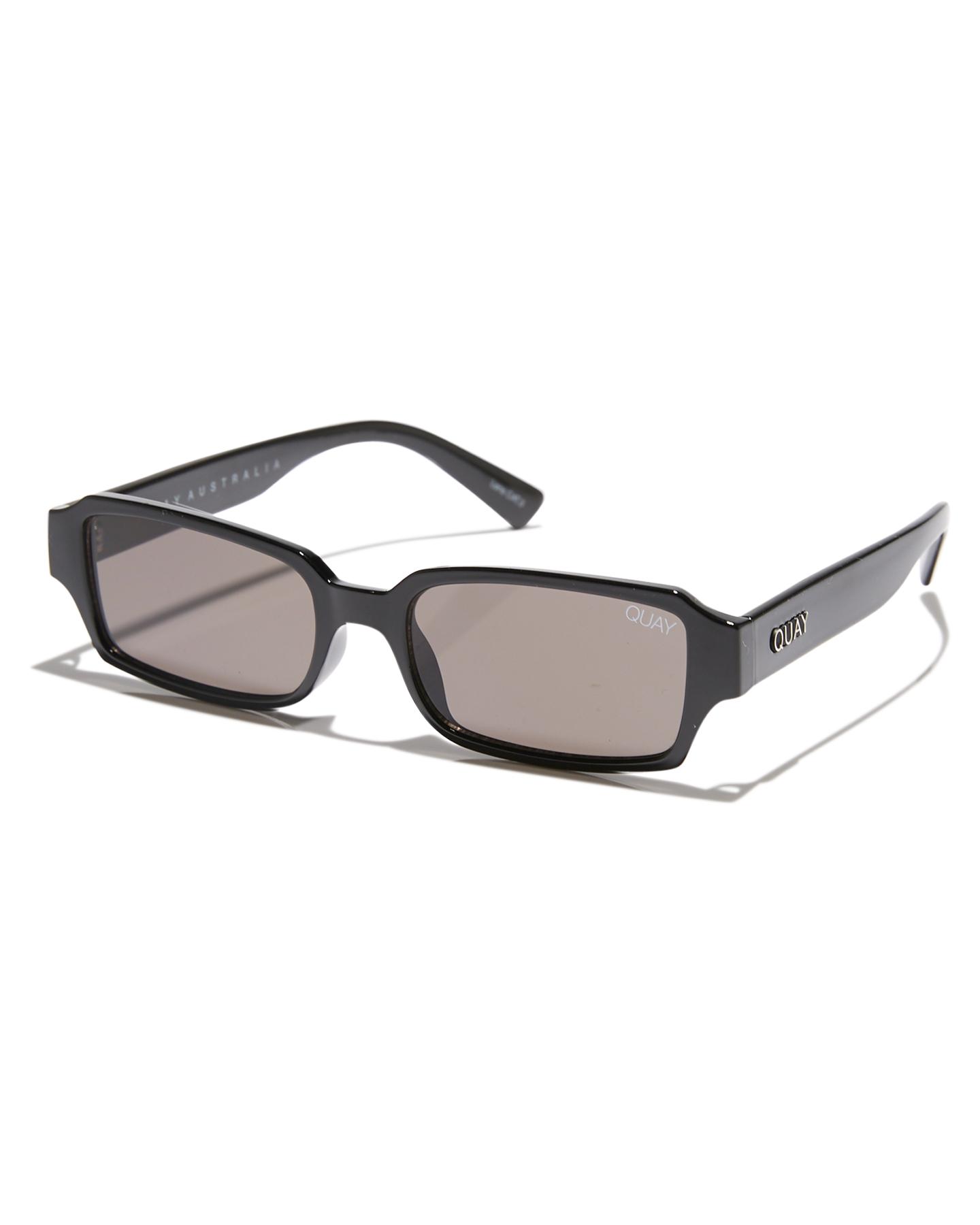 45a5a7e12b6 Quay Eyewear Sofia Richie Strange Love Sunglasses - Black Smoke ...