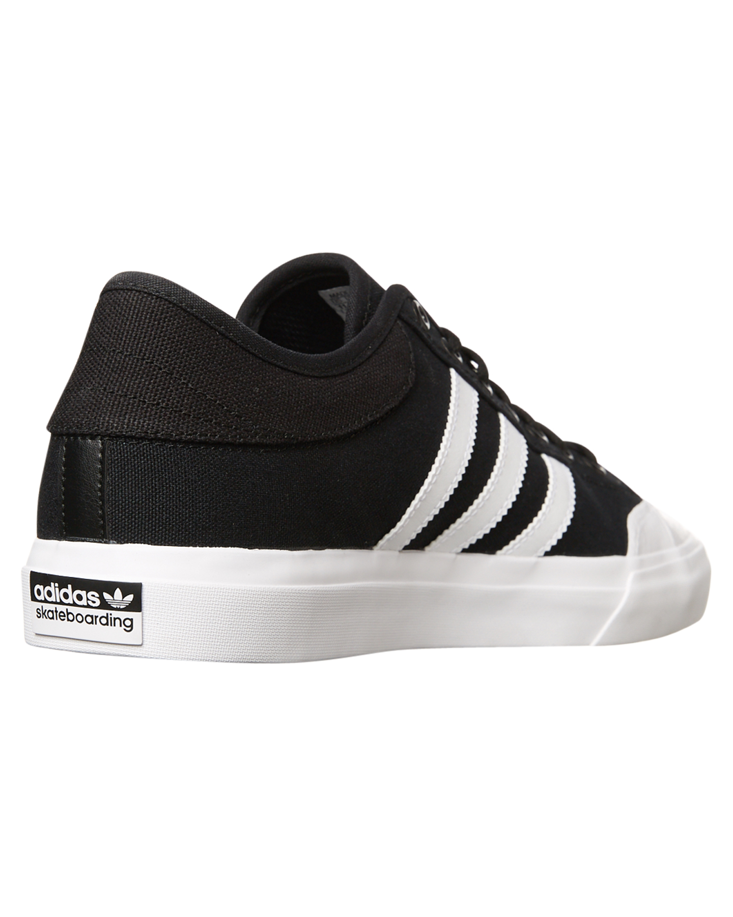 Adidas Mens Matchcourt Shoe - Black White Black | SurfStitch