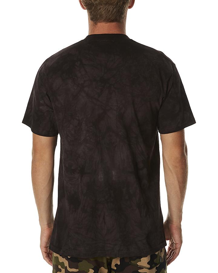 b8a08150327f ... BLACK TIE DYE MENS CLOTHING THRASHER TEES - 311173BTDY