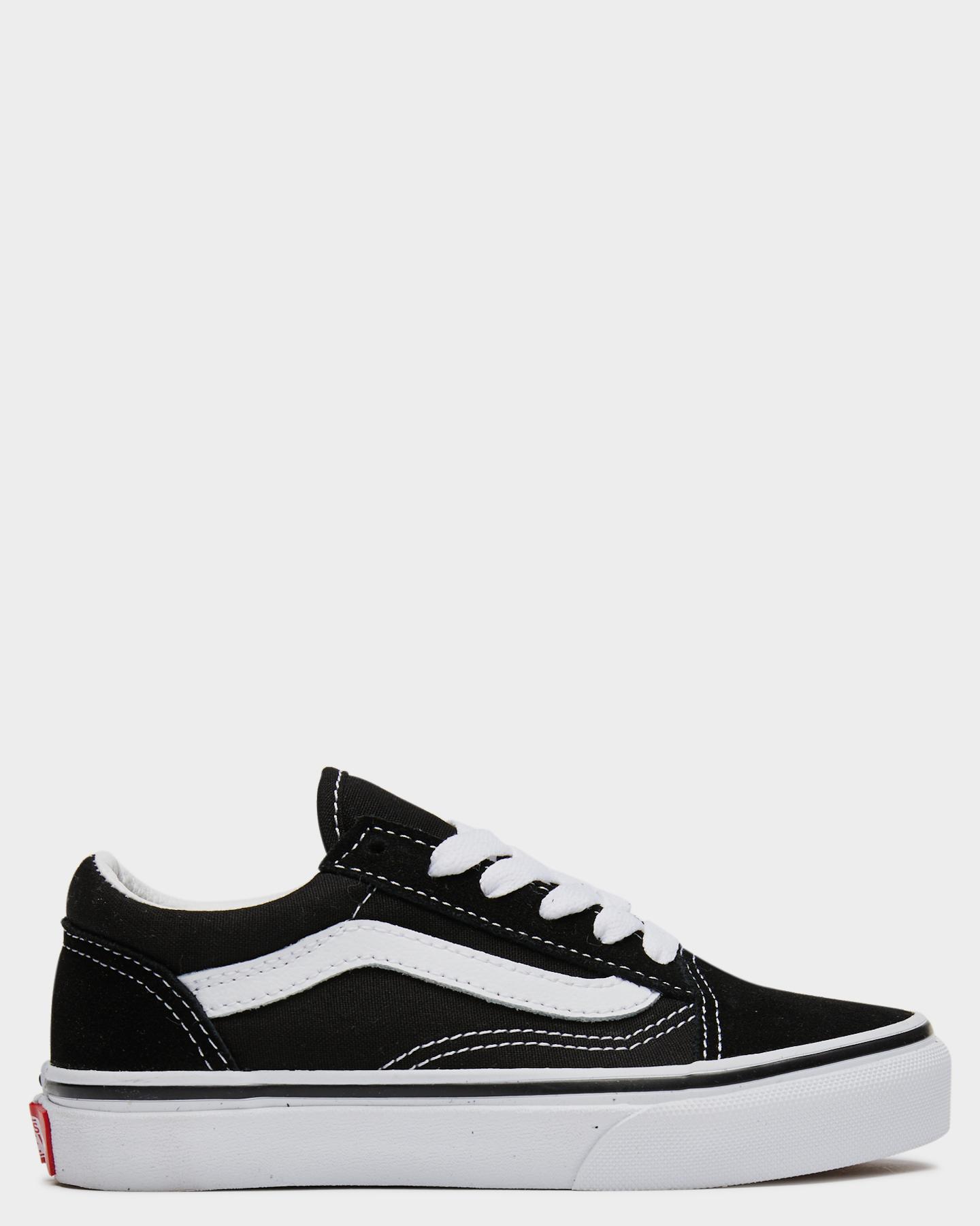 black and white vans near me - 57