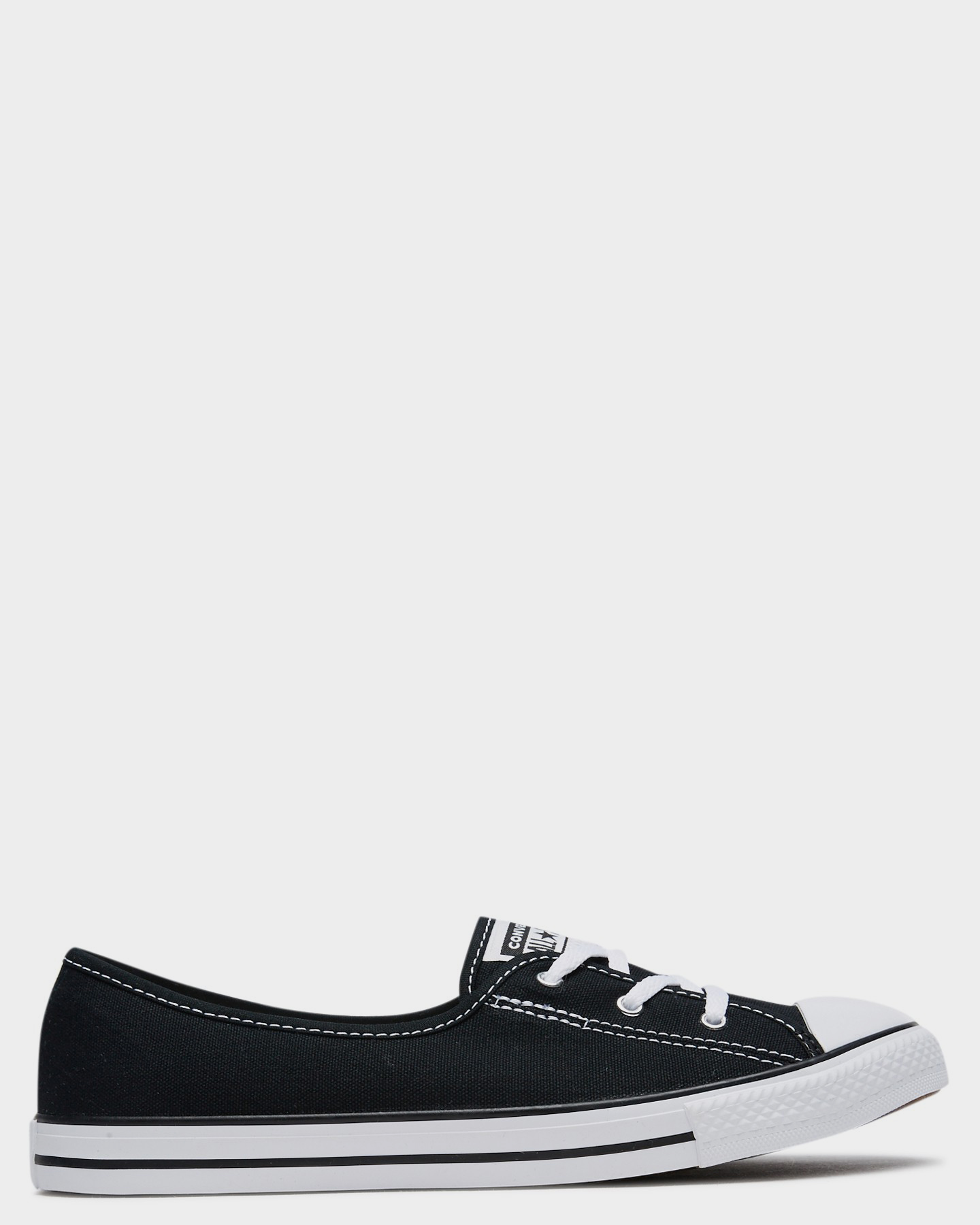 Womens Chuck Taylor All Star Ballet Lace Shoe