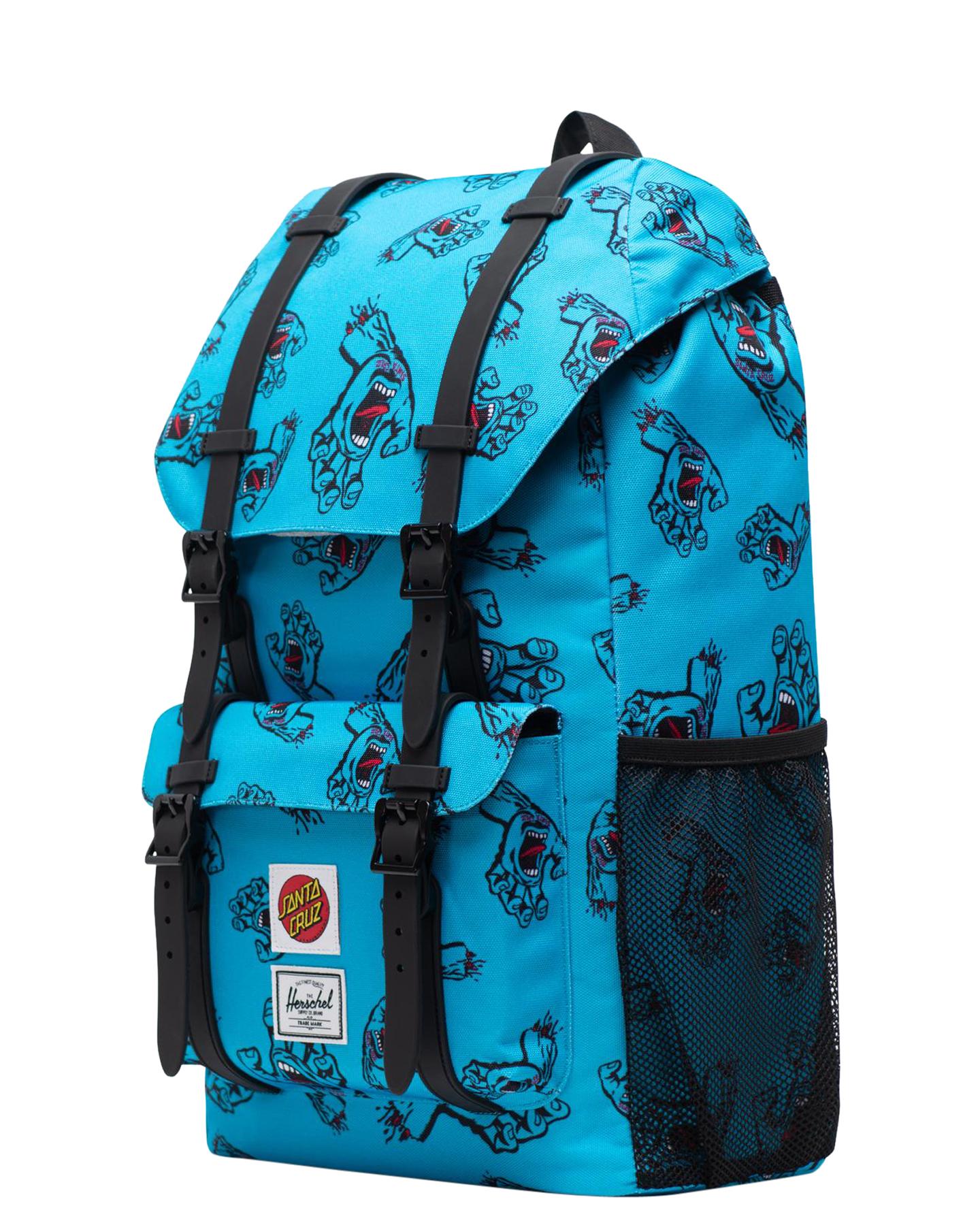607c05d1f ... SANTA CRUZ BLUE KIDS BOYS HERSCHEL SUPPLY CO BAGS + BACKPACKS -  10589-02573- ...